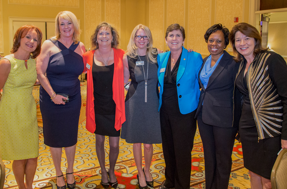 The Southern Colorado Women's Chamber of Commerce, SCWCC, Board Accolades 2016